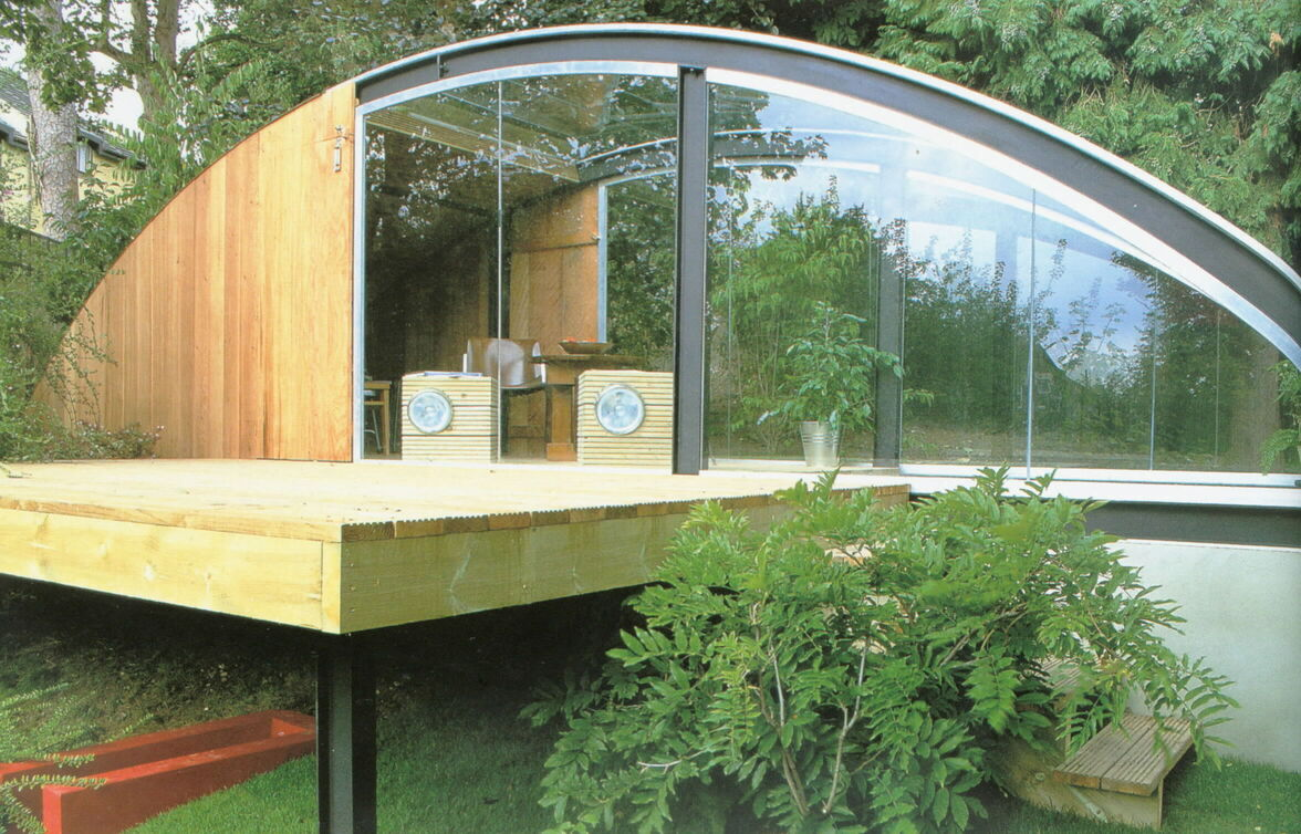 GlassStructure